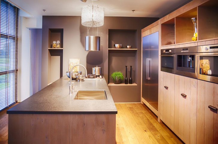 Tips Inspiratie Voor Een Smalle Keuken Interieurdesigner
