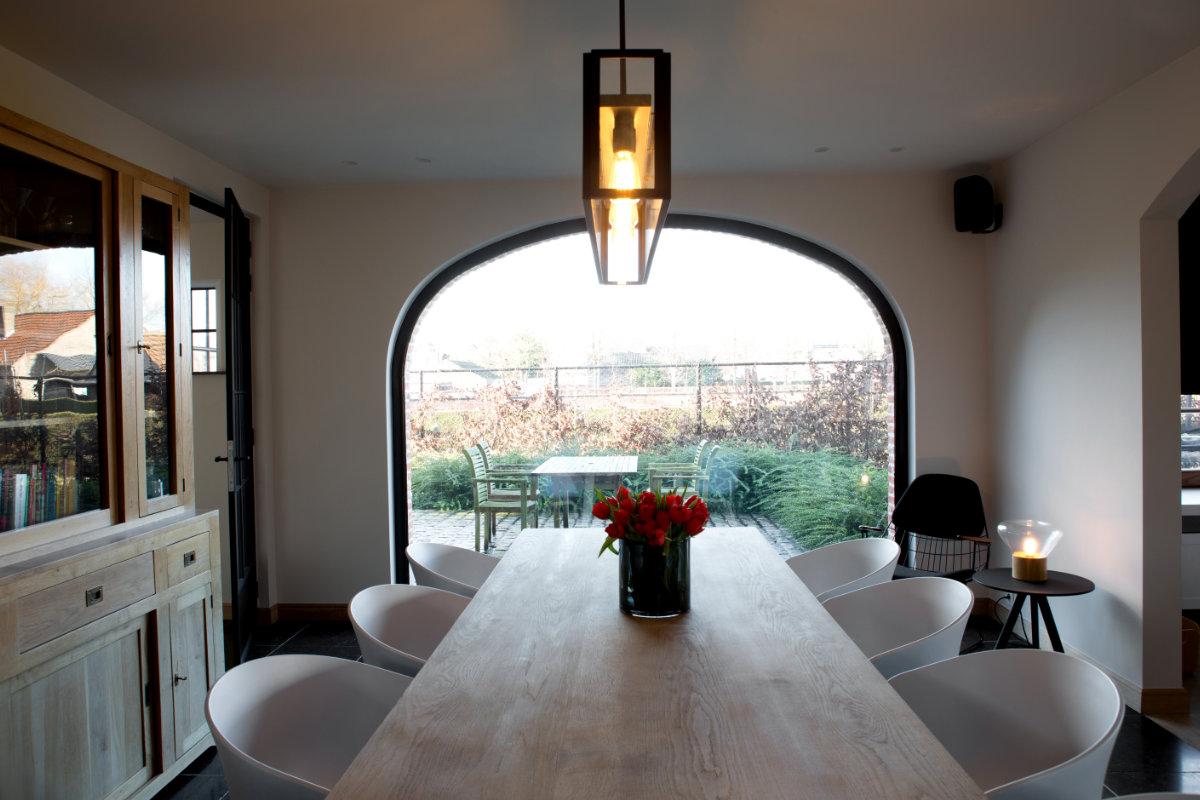 Wit met hout interieur beste inspiratie voor huis ontwerp for Interieur hout