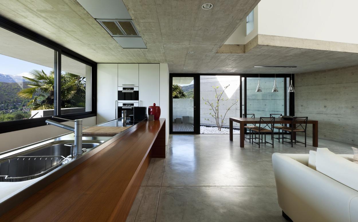 Betonvloer prijs advies inspiratie voorbeelden - Deco slaapkamer ontwerp volwassen ...