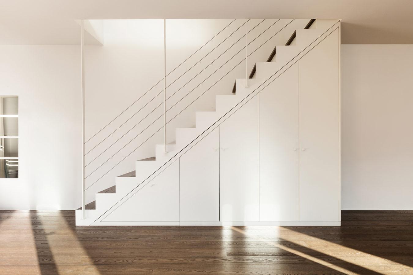 Zoldertrap inspiratie populaire soorten for Dichte trap maken