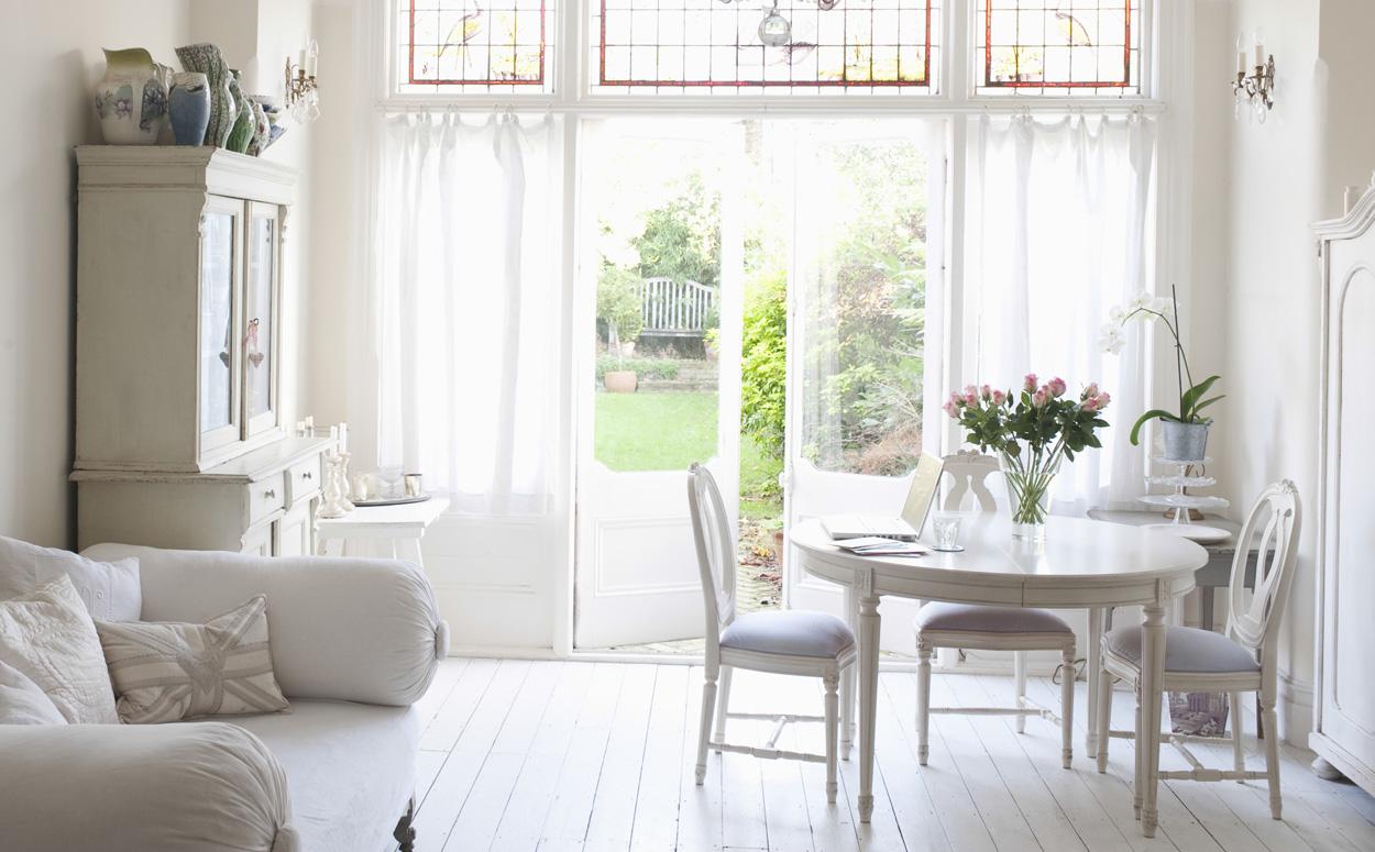Landelijke inrichting interieur advies cottage stijl for Interieur schilderen
