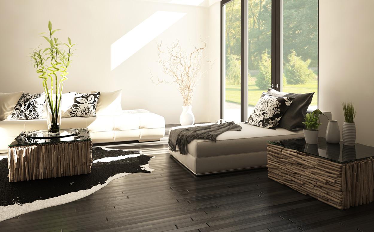 Zen interieur 7 kenmerken voor een minimalistische inrichting for Interieur huis