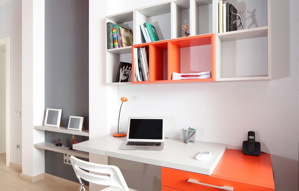 10 tips voor het inrichten van een klein appartement. Black Bedroom Furniture Sets. Home Design Ideas