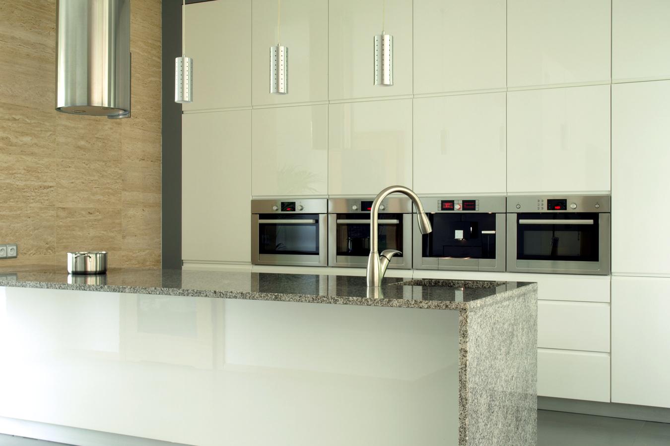 Moderne keukens idee n inspiratie for Moderne keuken ideeen