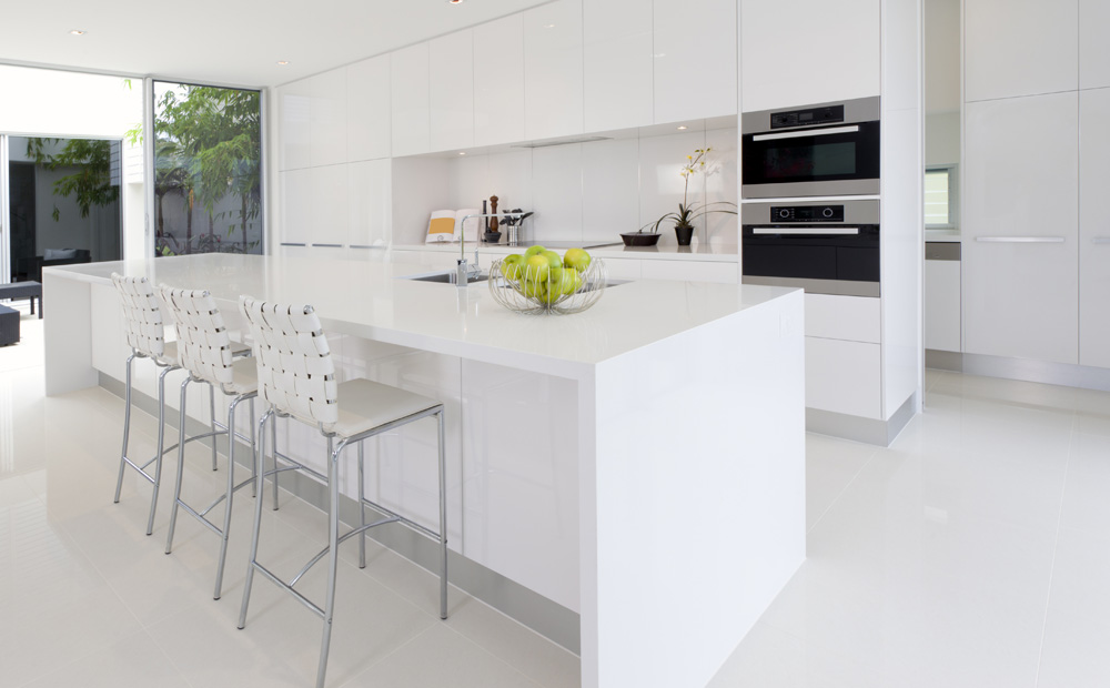 Moderne keukens idee n inspiratie - Moderne kleine keuken ...