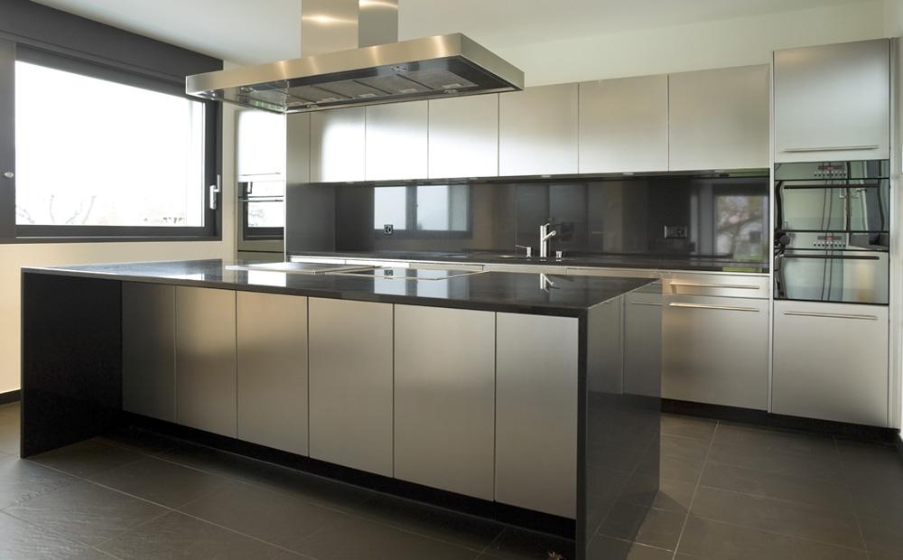 Keukeneiland maken inspiratie afmetingen tips - Tafelhuis van het wereld lange eiland ...