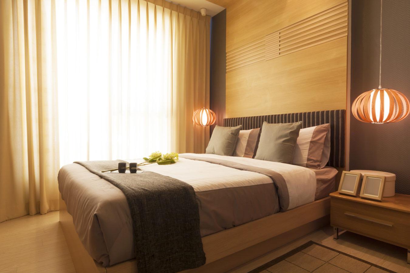 landelijke slaapkamer: ideeën & inspiratie, Deco ideeën