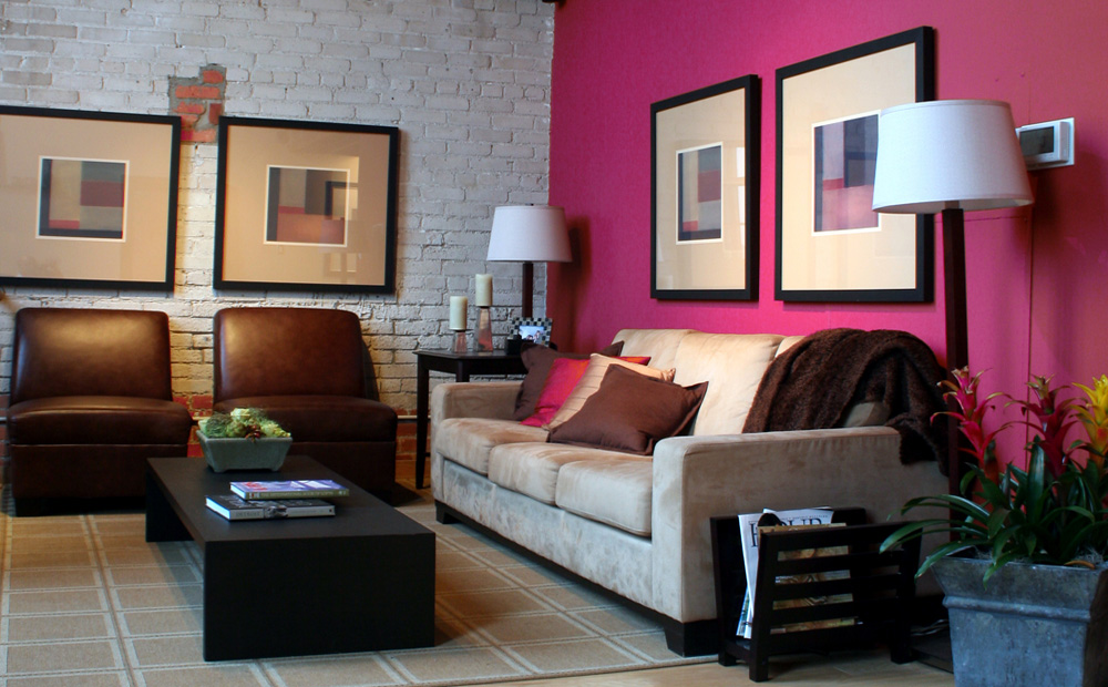 Woonkamer kleuren kiezen tips en voorbeelden for Huis verven inspiratie