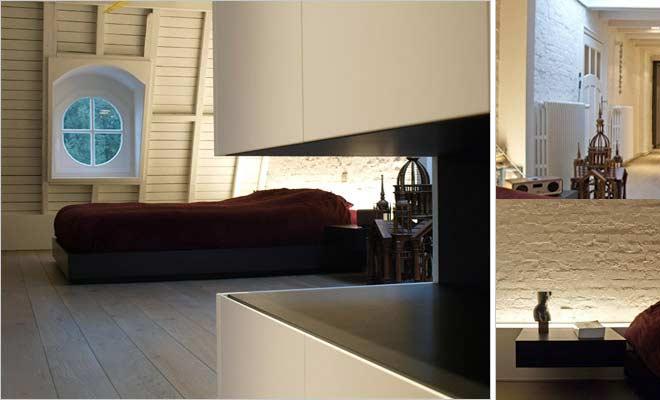 Klassieke villa inrichting met klassiek interieur - Het creeren van een master suite ...