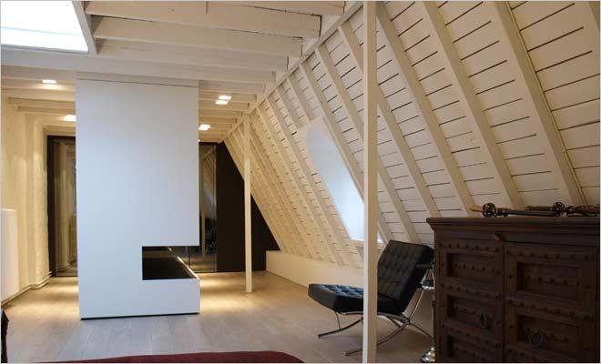 Klassieke villa inrichting met klassiek interieur - Interieur houten chalet ...