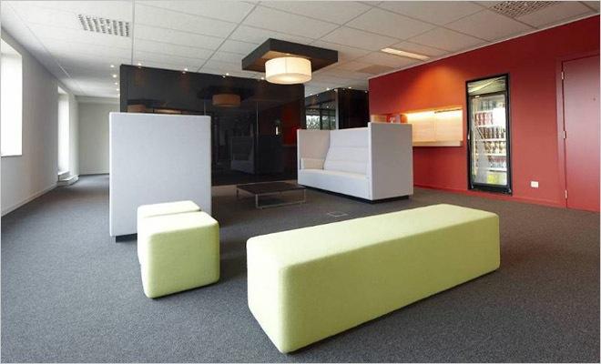 Interieur ideeen kantoor kantoorconcept de plantage for Kantoor interieur ideeen