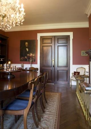 Landhuis in engelse stijl inrichting door lef vre interiors - Hedendaagse interieurs ...