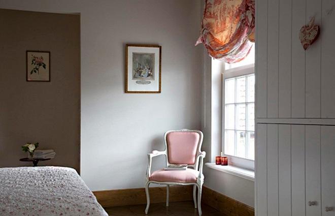 Landhuis in engelse stijl inrichting door lef vre interiors - Engelse stijl slaapkamer ...