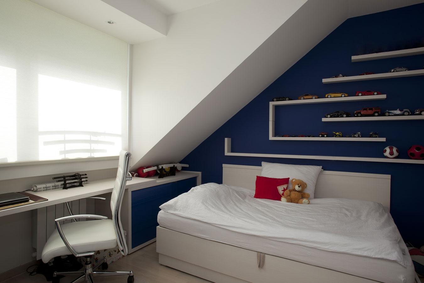 Zolder verbouwen tips inspiratie verbouwde zolders - Een kamer op de zolder voorzien ...