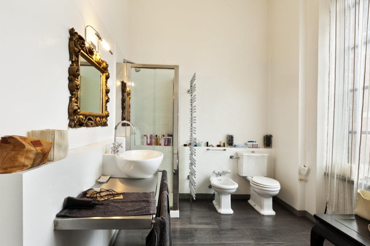 Schuifdeur Voor Badkamer ~ Badkamer schilderen tips & inspiratie  Interieurdesigner