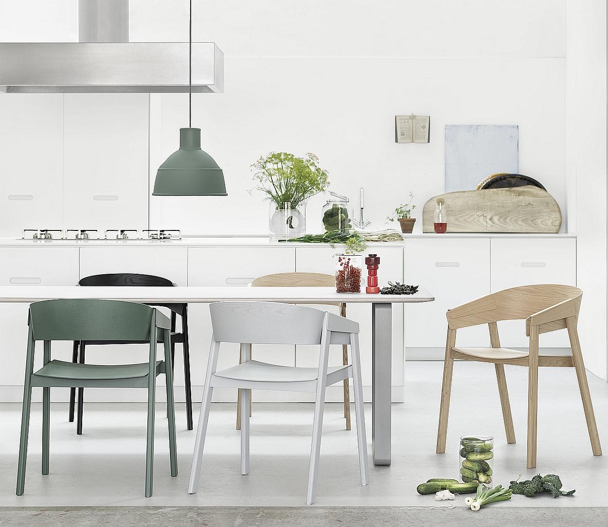 Design Hanglamp Keuken : Muuto Unfold hanglamp: Inspiratie – Afmetingen & kostprijs