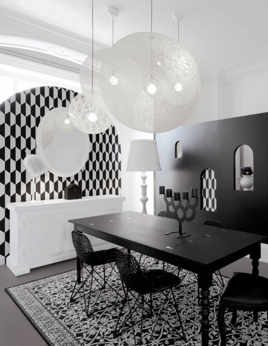 Random Light - Design hanglamp van Moooi