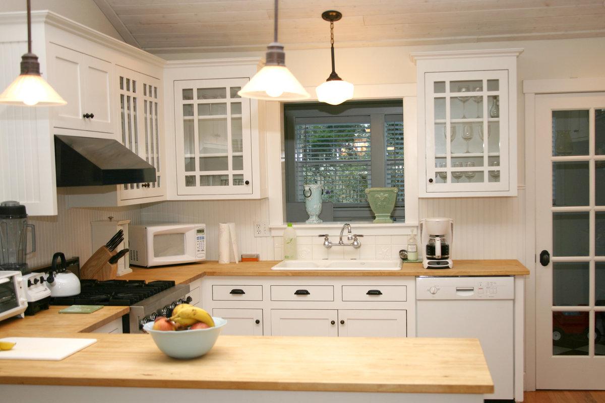 Landelijke keukens fotospecial 20 inspirerende keukens - Witte keuken en hout ...
