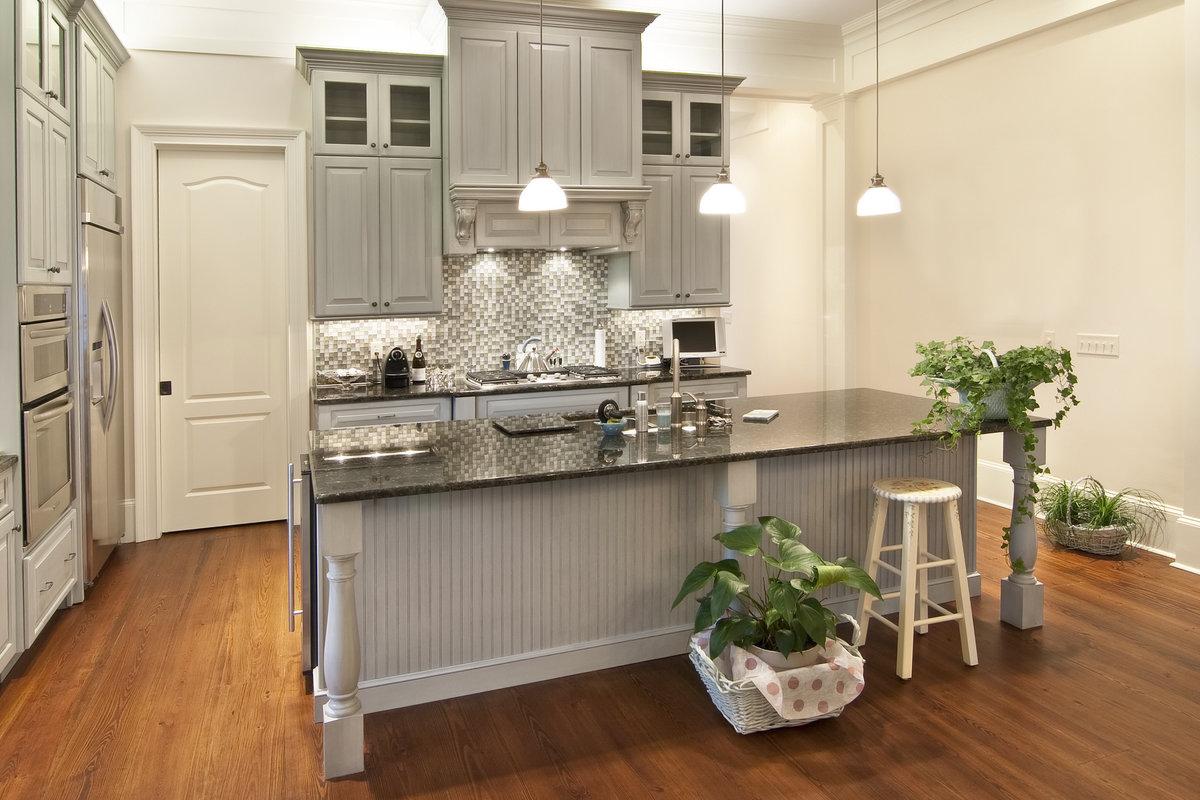 Landelijke keukens fotospecial 20 inspirerende keukens for Landelijke keuken
