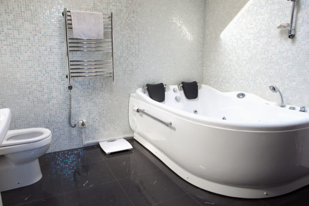 elektrische verwarming badkamer