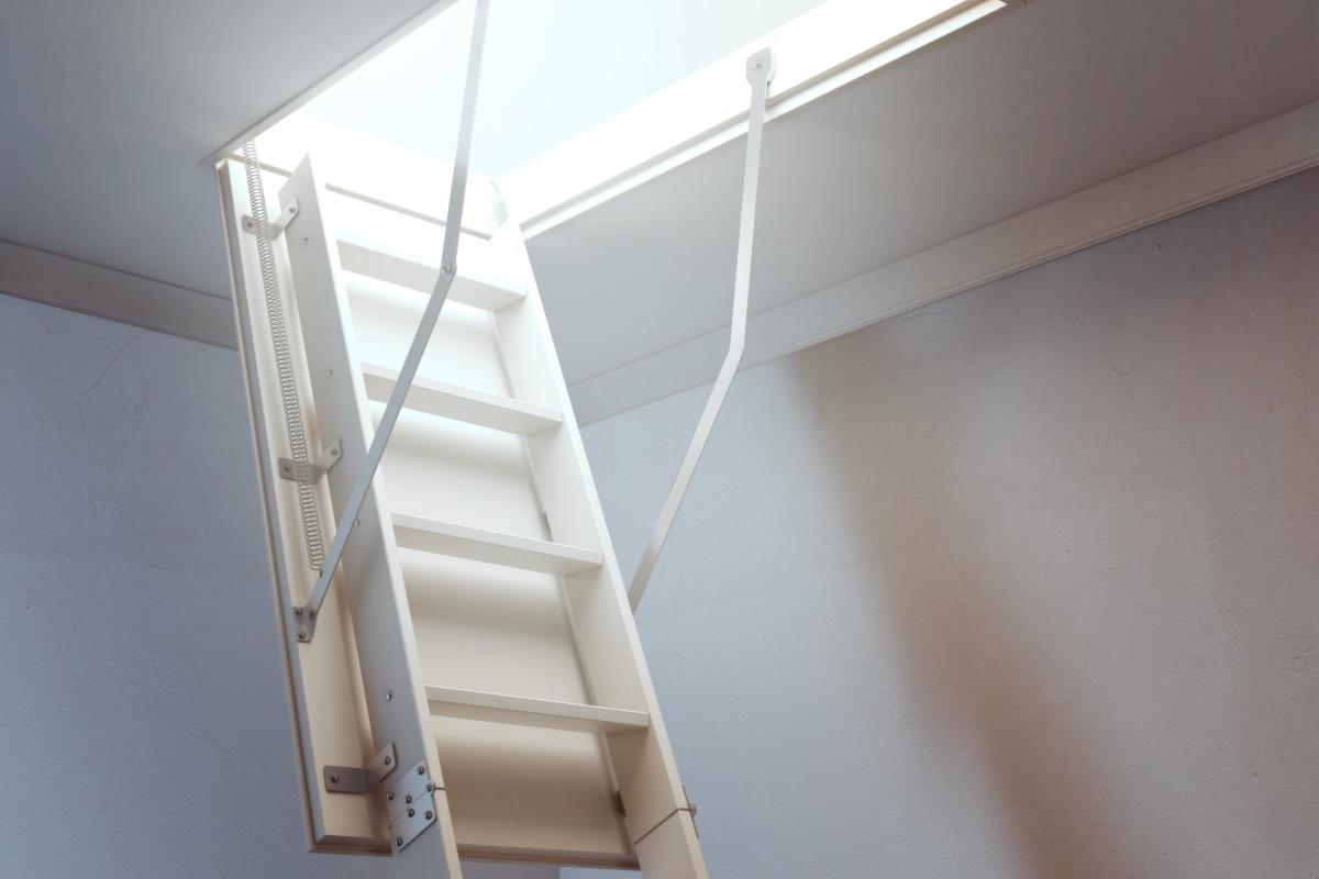 laddertrap zolder