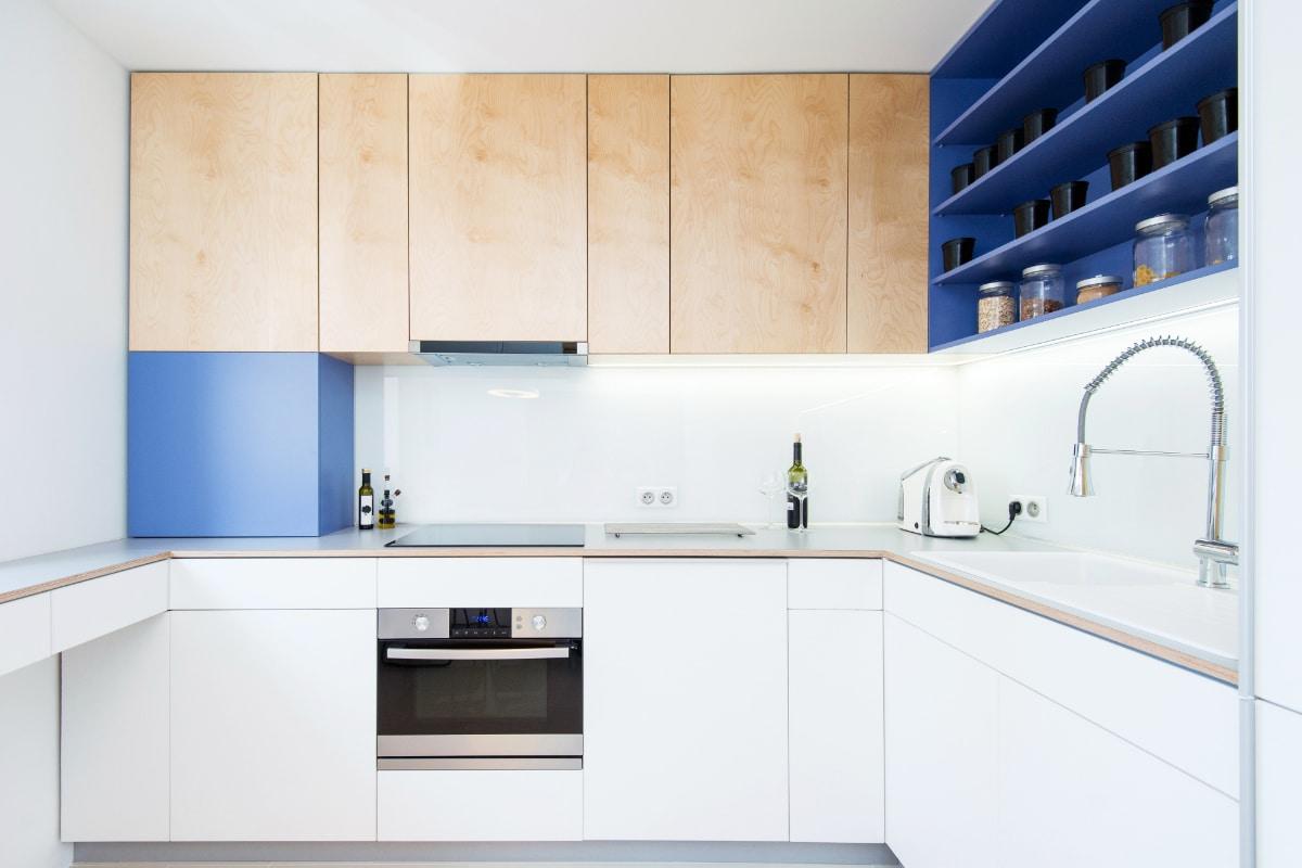 open kasten keuken