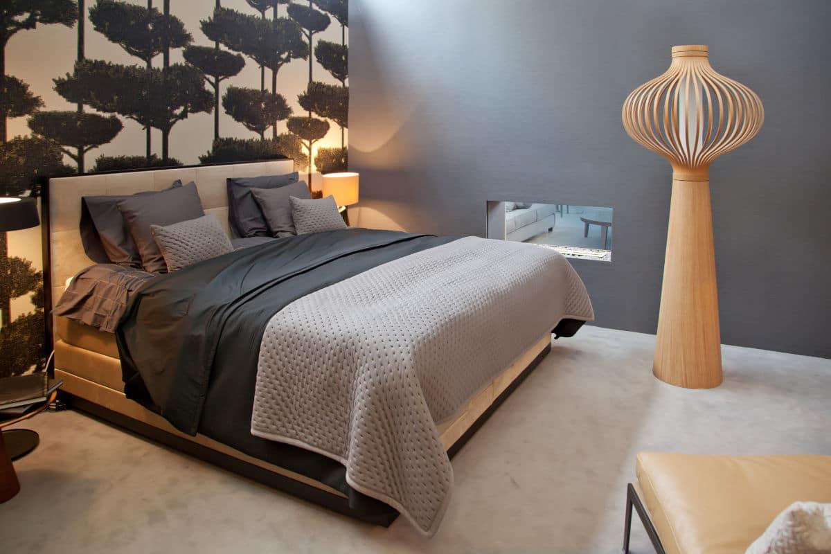 slaapkamers behangpapier