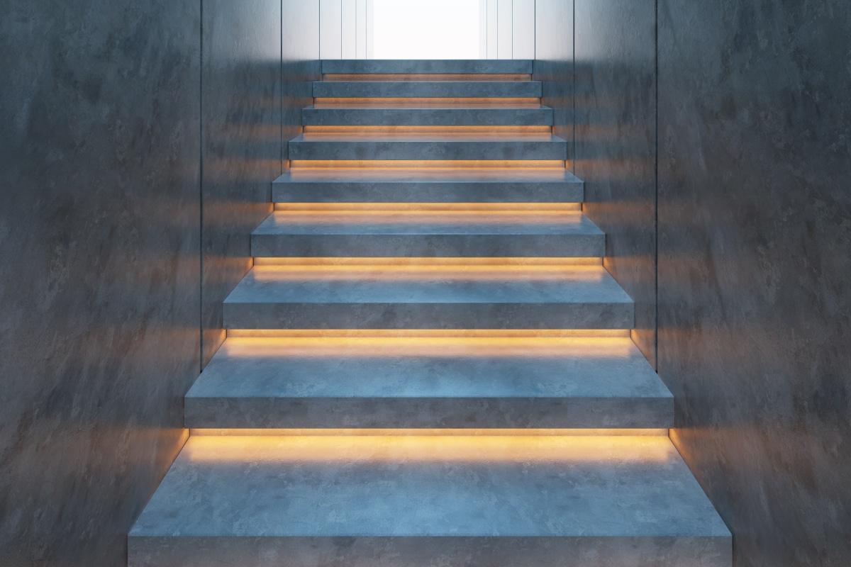 trapverlichting zolder