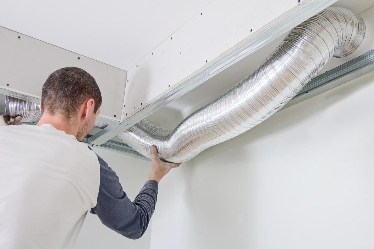 ventilatie-d installeren