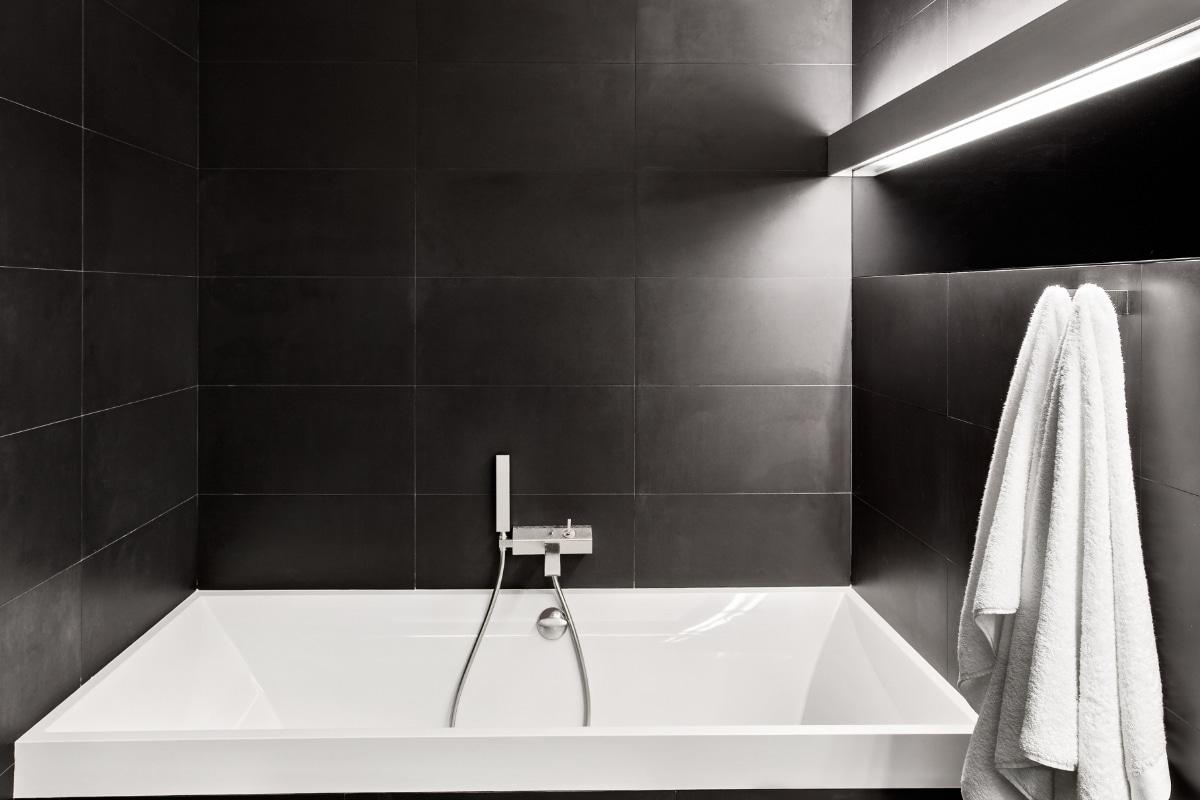 verlichting kleine badkamer