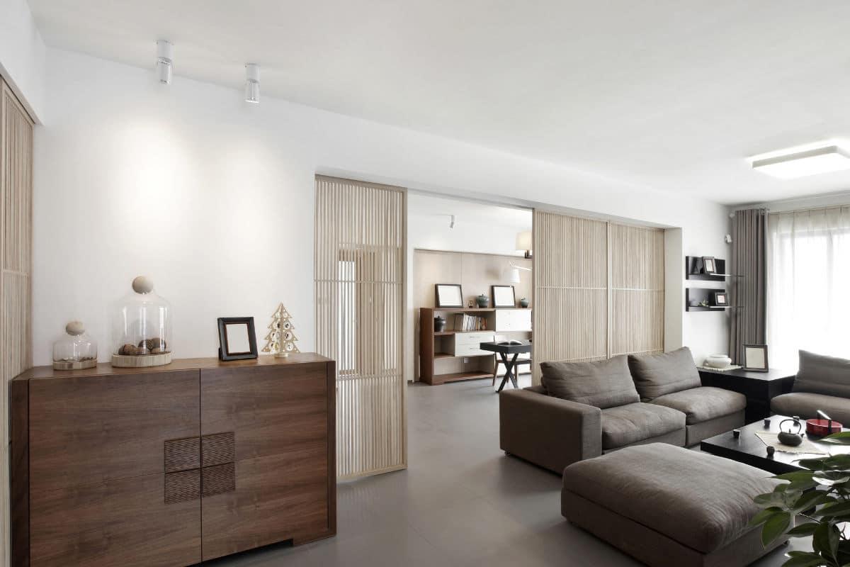 verlichtingspunten plaatsen woonkamer