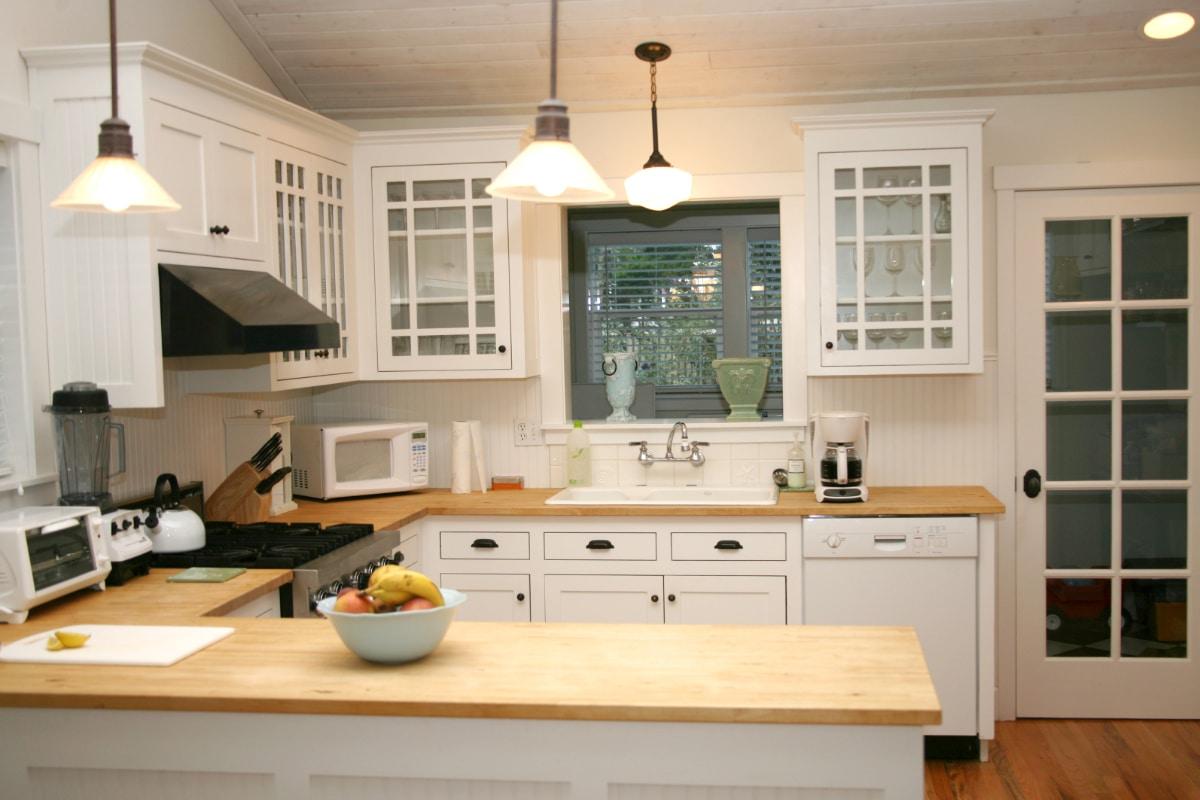 verven keuken